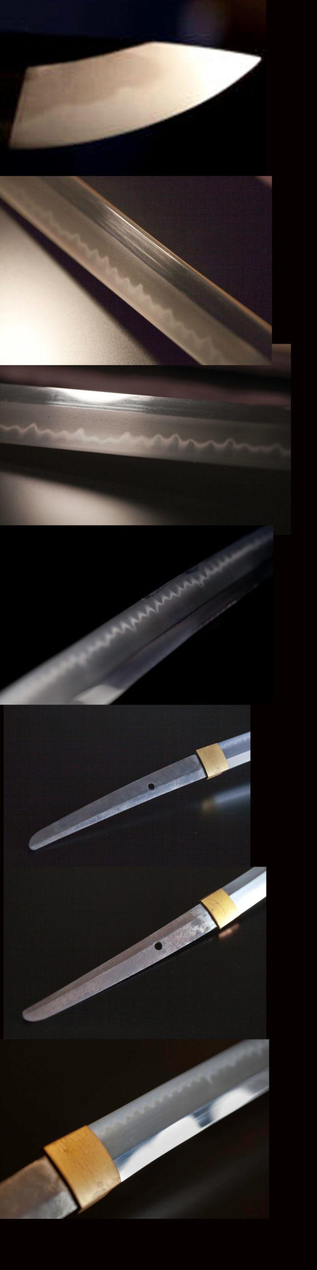 保存刀剣「美濃伝」最高峰刀(二十七代・兼元)金子孫六!鑑定書あり