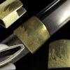 2字国俊と3字の来国俊の違いとして、2字銘は太刀がほとんどで、短刀は1振だけであるのに対し、3字銘には短刀も多く観られることも、別人説を裏付けています。