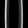 九州国立博物館,伝「光忠(無銘)小田勉氏寄贈」に刃文が近似しながらも日刀保は高田(無銘)桃山時代の鑑定だが乱れ映りの蛙子丁子に飛焼まじる本作、研究の余地がある一振り!